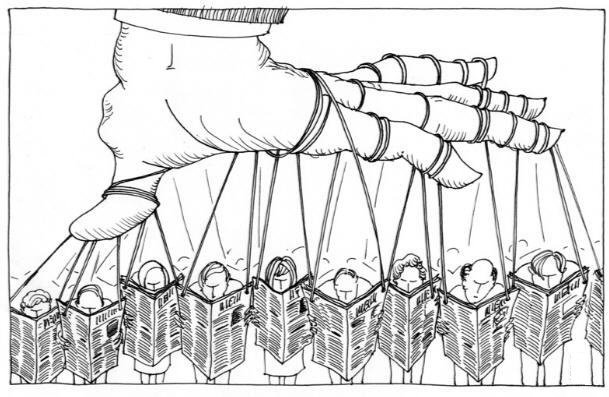 Russian Information Warfare: Divide and Rule Plot